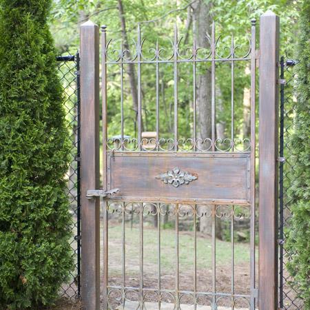 Gates & Garden Doors